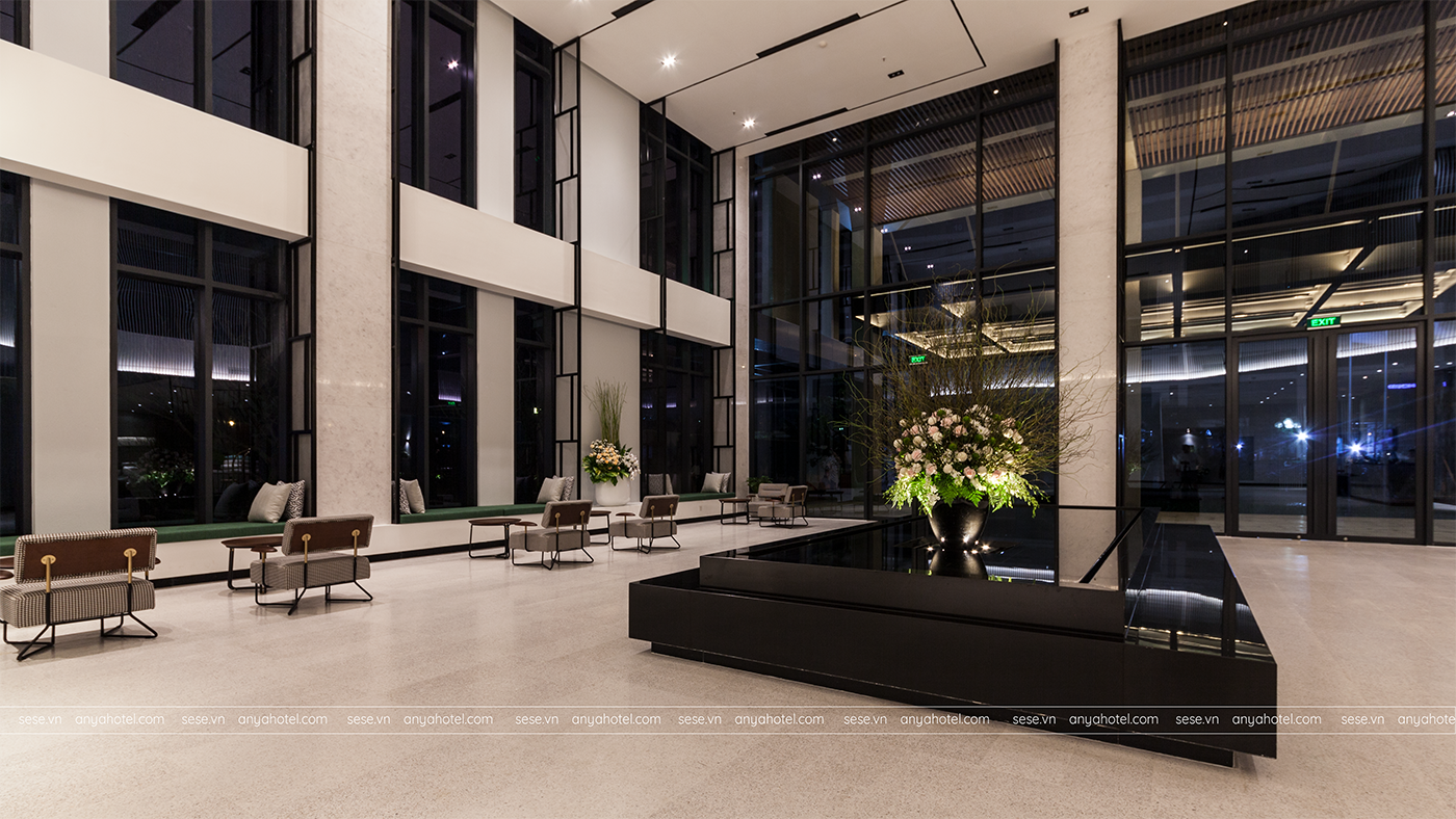 Se Sẻ furniture, nội thất se sẻ, dự án trang trí nội thất của se sẻ tại quy nhơn, anya hotel quy nhơn, trang trí nội thất khách sạn Anya,