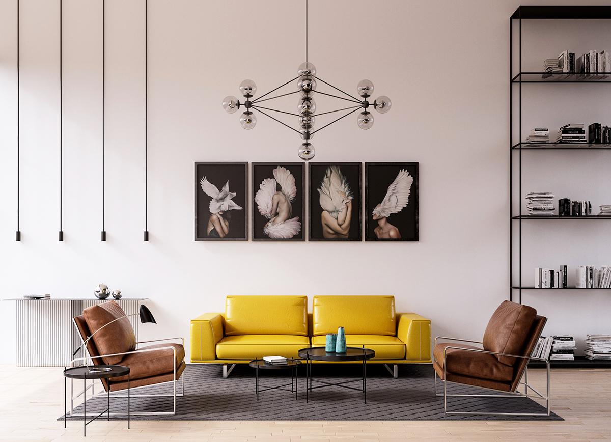 5 quy tắc cơ bản trong thiết kế nội thất - Blog - SeSe.vn